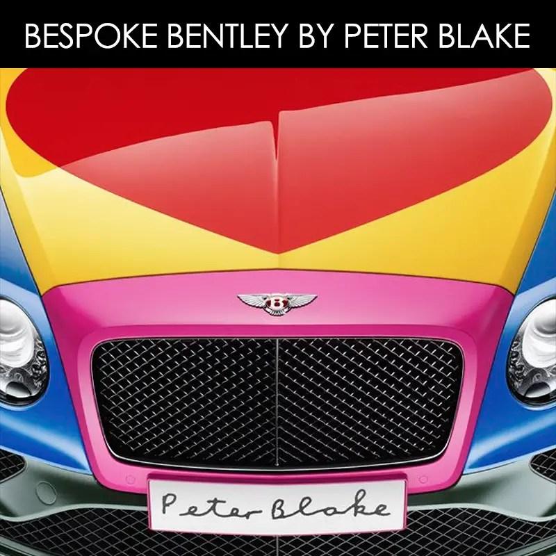 bentley by blake