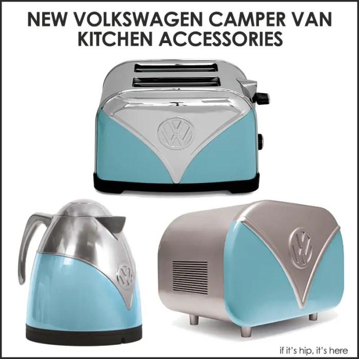 Volkswagen Camper Van Kitchen Accessories