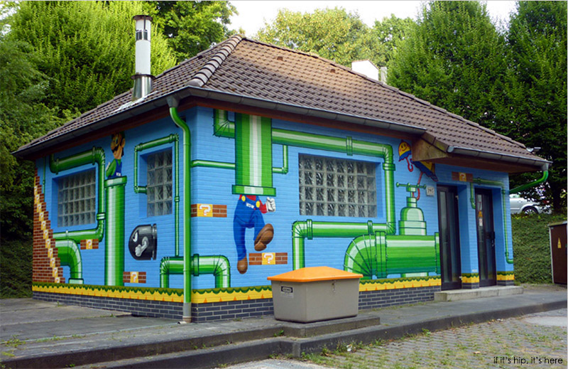 MEGX Mario water storage for WSW