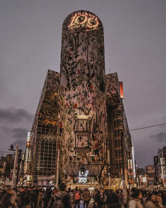 Yoshito Hasaka Gucci building Tian