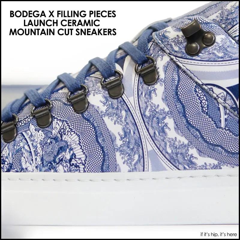 Bodega X Filling Pieces Sneakers