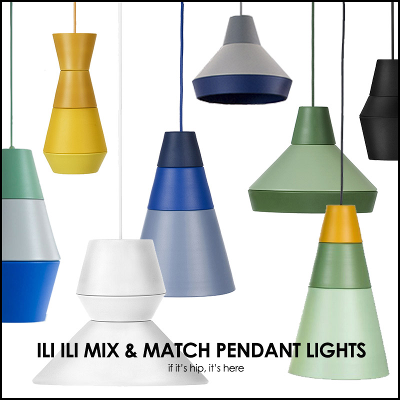 ili ili pendant lamps