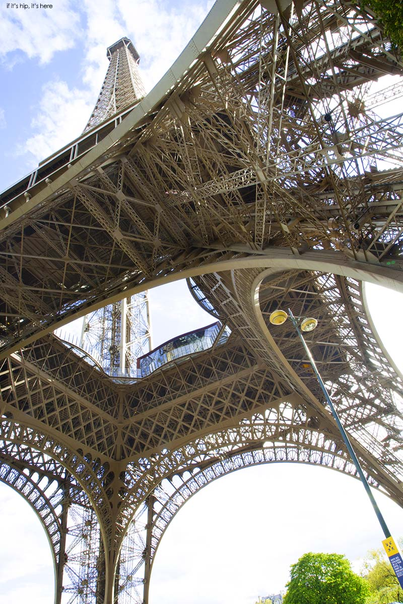 The First Ever Apartment Inside The Eiffel Tower