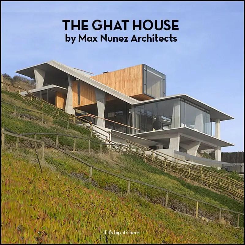 The Ghat House max nunez architects IIHIH