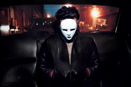 Read more about the article Steven Klein Masquerade Catches Celebs Creepily Incognito.