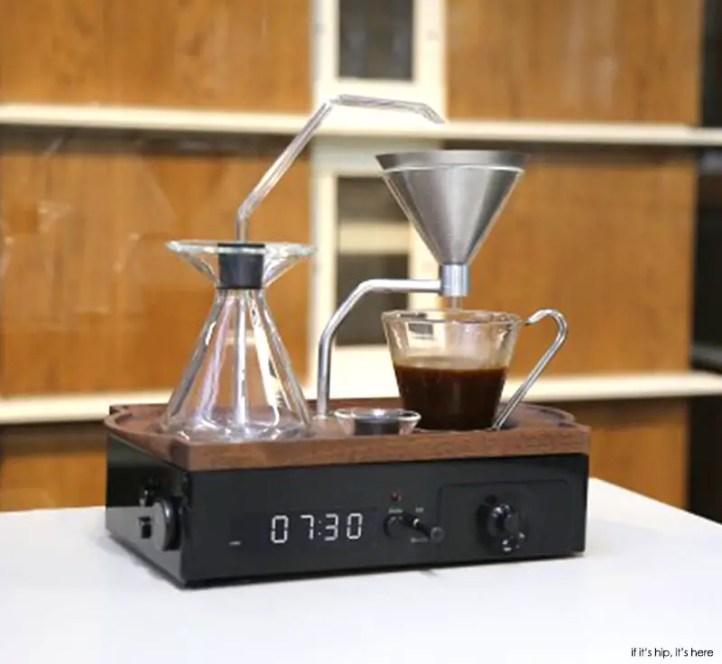 Barisieur Alarm Clock Combo Coffee Maker