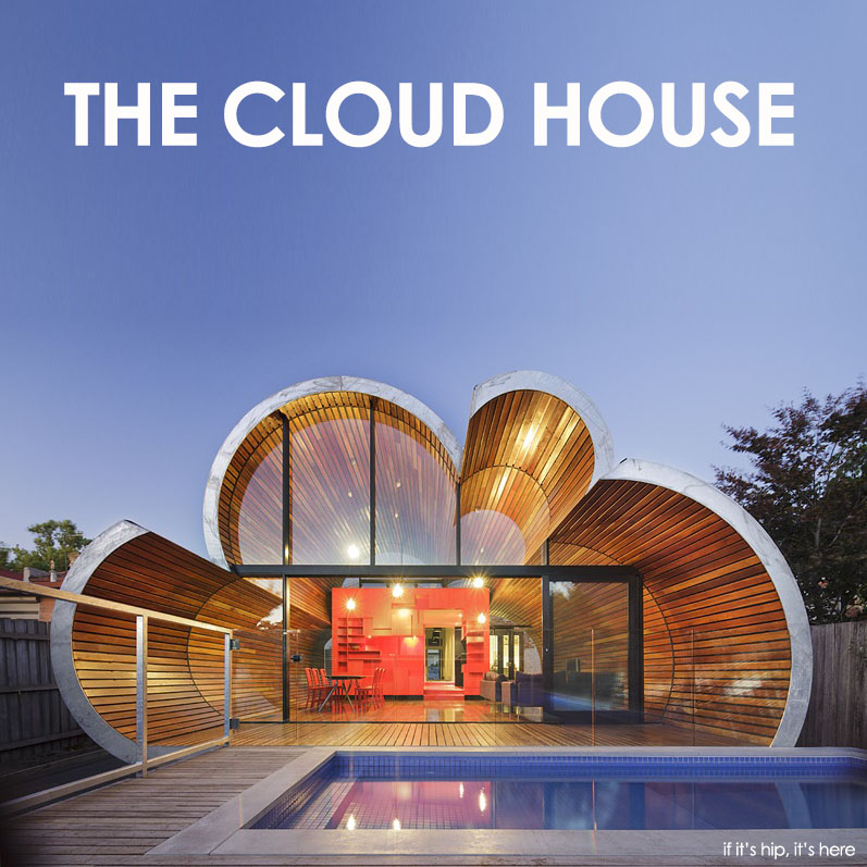 the cloud house