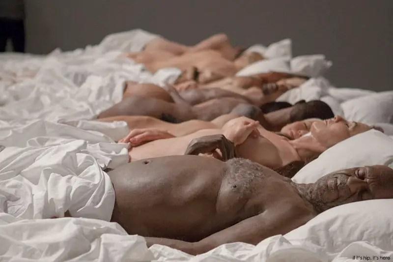Kanye West Famous Sculpture