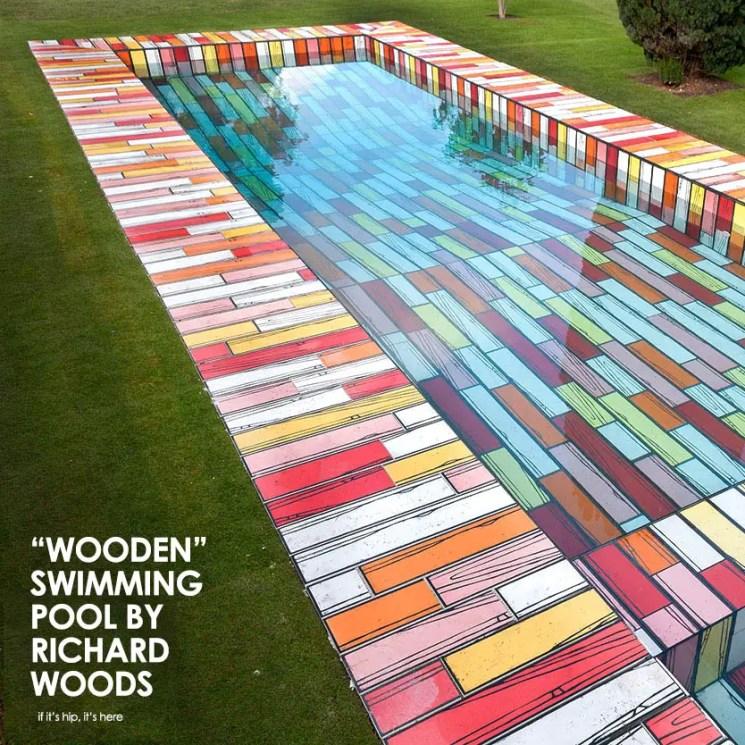 Pool by Richard Woods