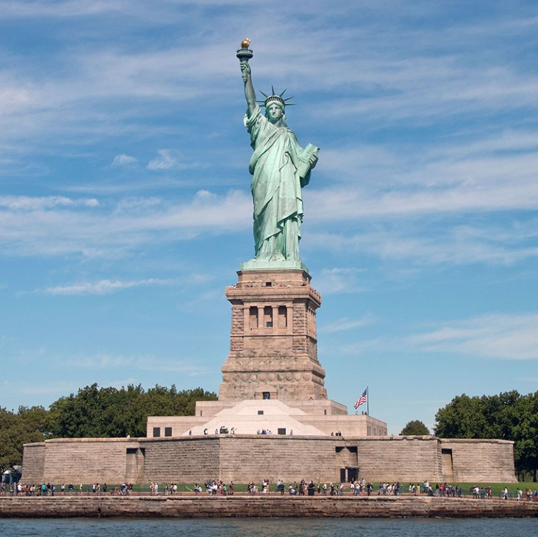 Statue Of Liberty History In Pictures