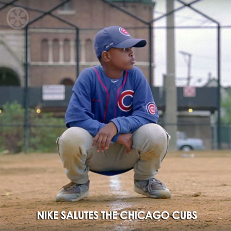 Nike Salutes The Chicago Cubs