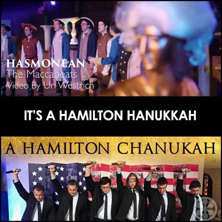 Hamilton Hanukkah Songs
