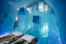 Ice Hotel Lapland Sweden