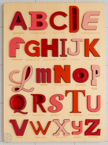 Read more about the article Fontastic Christmas: 10 Great Gifts for Type Lovers
