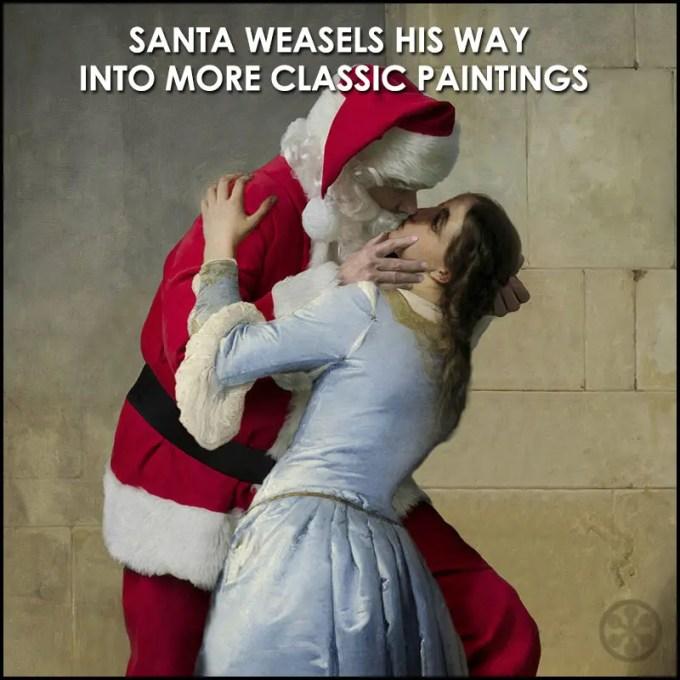 Ed Wheeler Santa Classics
