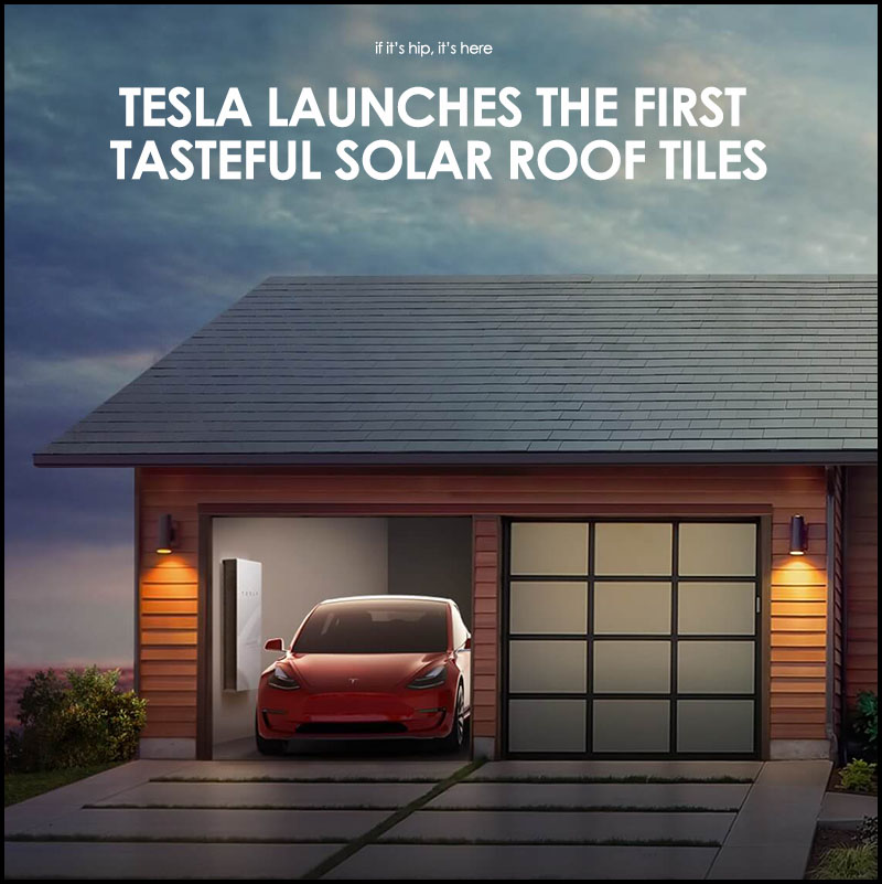 Solarcity Roof Tiles >> Tesla Launches The First Truly Tasteful Solar Roof Tiles