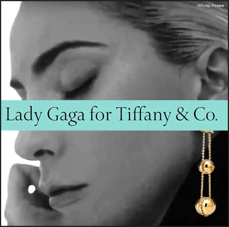 Lady Gaga for Tiffany