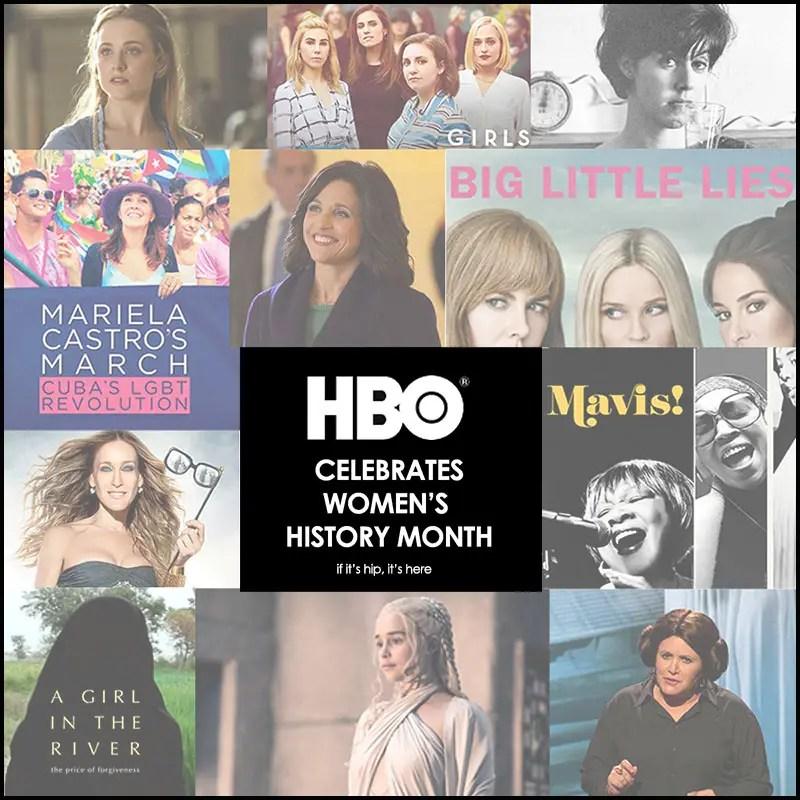 HBO celebrates Women's History Month