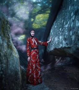 Eugenio Recuenco's Stunning Game of Thrones Inspired Fashion Photos