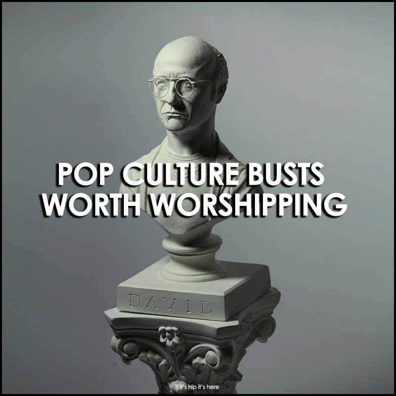 Pop Culture Sculptures by Christopher Genovese