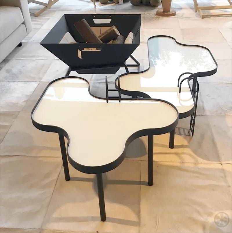 Mesa Piscina Swimming Pool Tables By Rain Studio