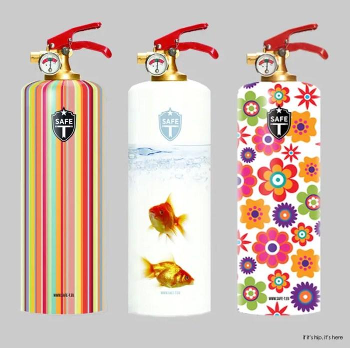 SAFE-T Fire Extinguishers