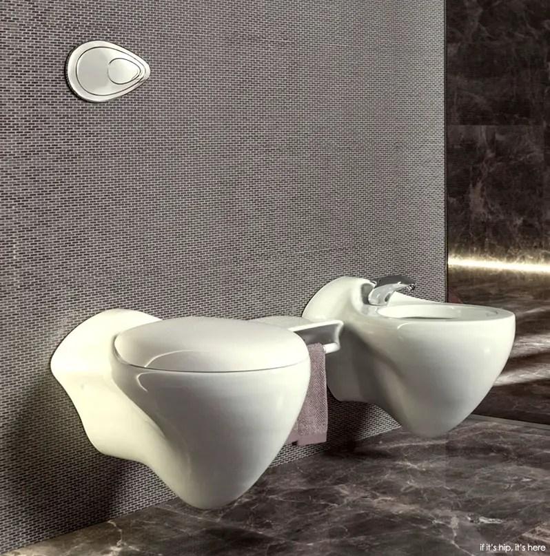 Zaha Hadid Design Carries On With Stunning Bathroom