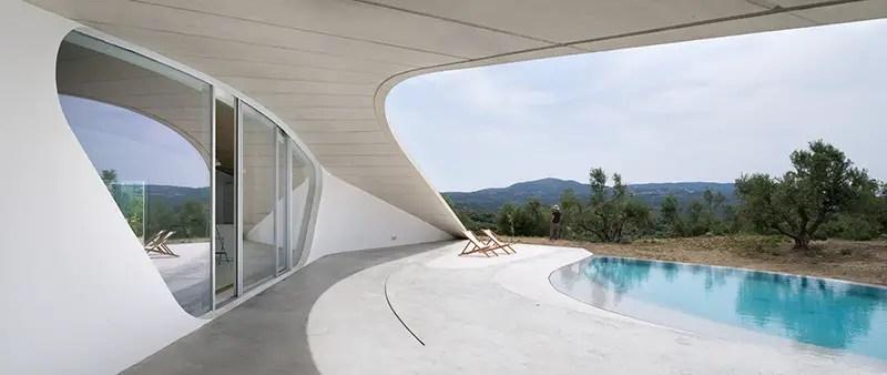 LASSA Architects Villa Ypsilon