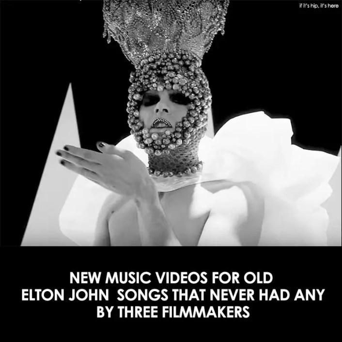 new music videos for elton john