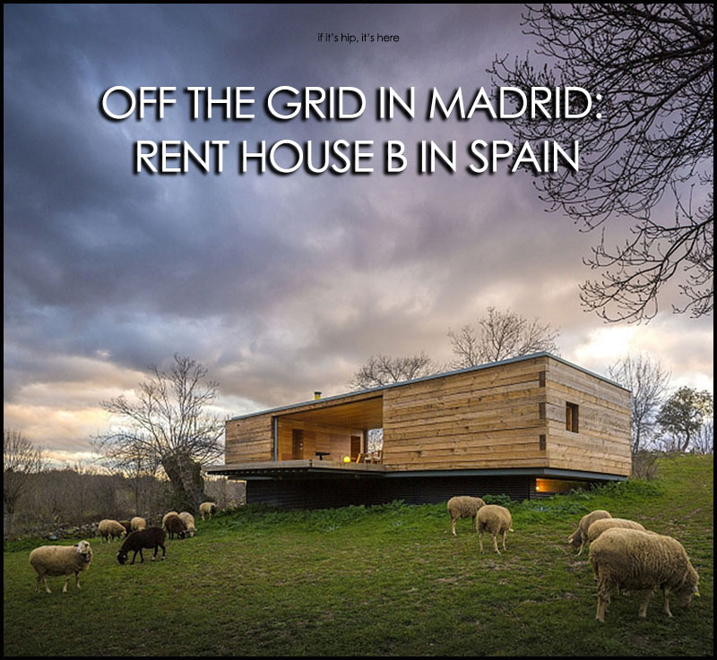 House B In Spain for Rent