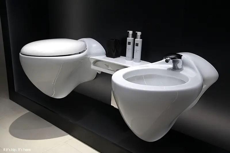 The Vitae Bathroom Collection By Zaha Hadid Design