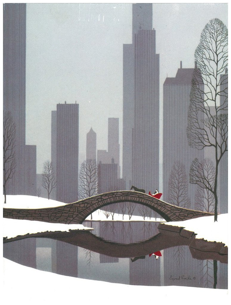 Awakening Beauty, A Book and Exhibition of Disney Artist Eyvind Earle. – if it's hip, it's here