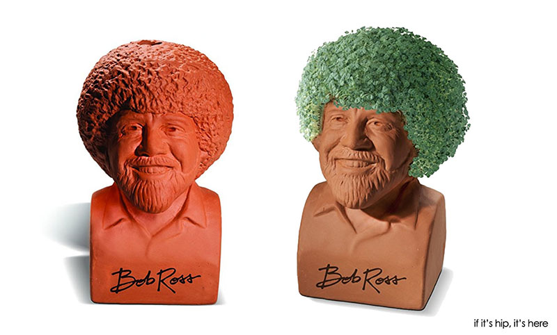 Ah The Joy Of Bob Ross Inspired Products On If It S Hip