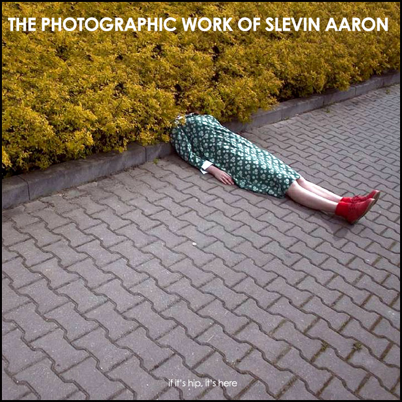 The photographic work of Slevin Aaron