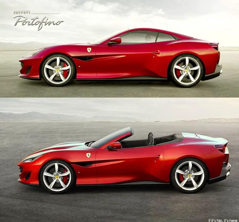 Ferrari Fastback: Car To Covet: New Retractable Hardtop Ferrari Portofino
