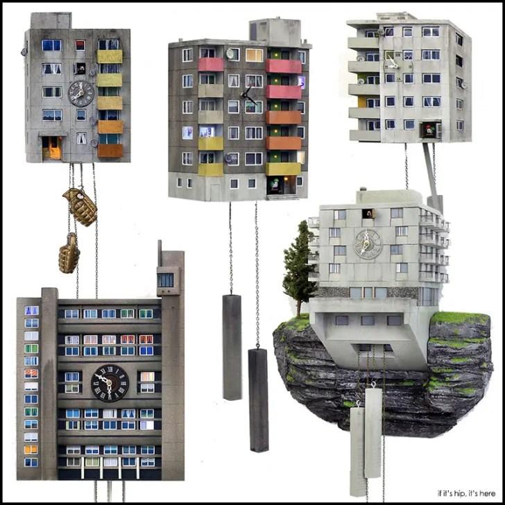 Cuckoo Blocks by Guido Zimmermann