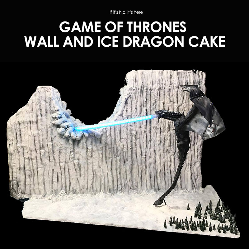 Tattooed Bakers Game Of Thrones Cake Is Deliciously Mind