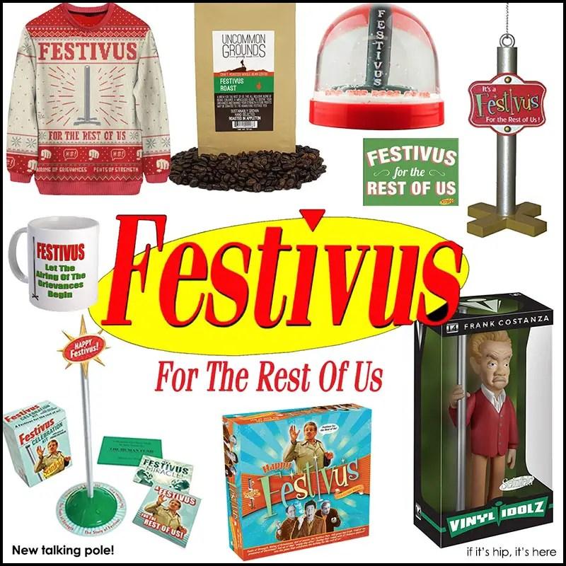 The Story of Festivus