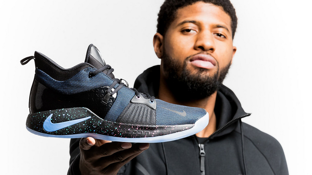 "NBA All-Star Paul George recollects ""Just like basketball, I've had a knack  for video games since I was a kid. When I was 8 or 9, I used to amaze my  uncle ..."
