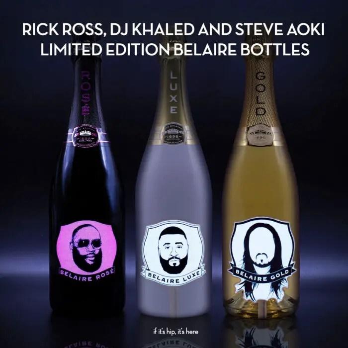 belaire bottles