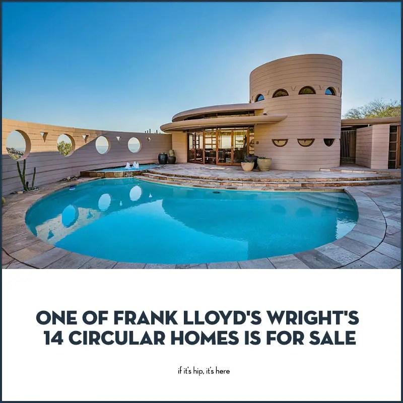 Frank Lloyd Wright Lykes Home