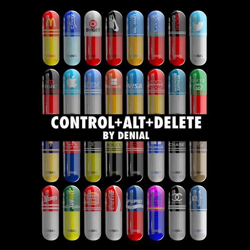 Control +Alt+Delete by Denial