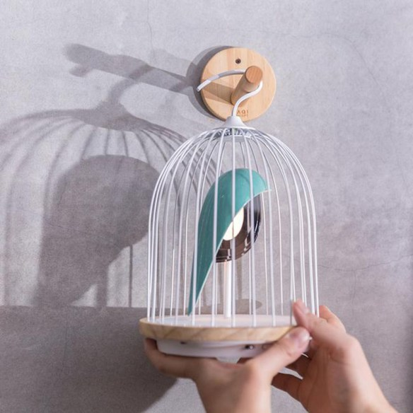 The Jingoo Birdcage Speaker Light Is Finally Available | if