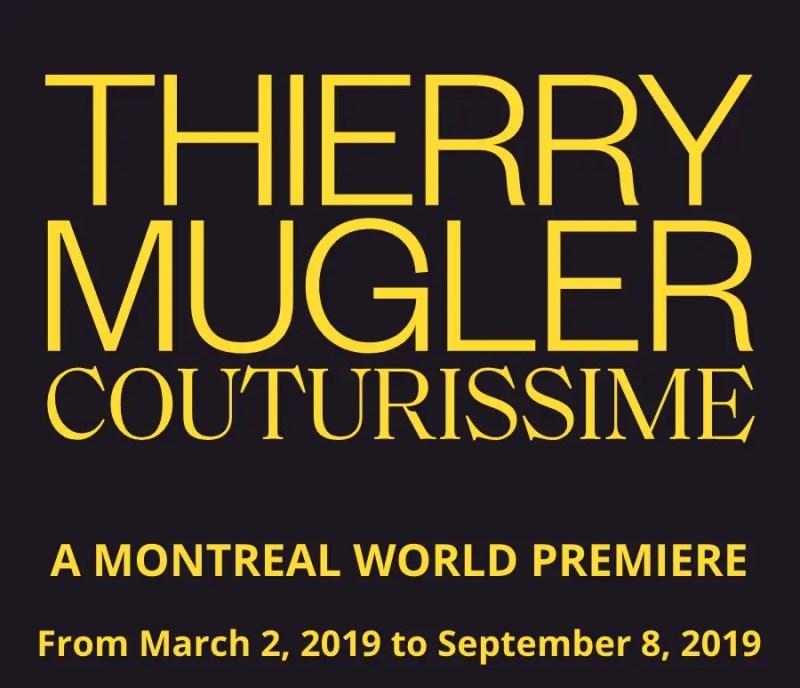 Thierry Mugler Retrospective