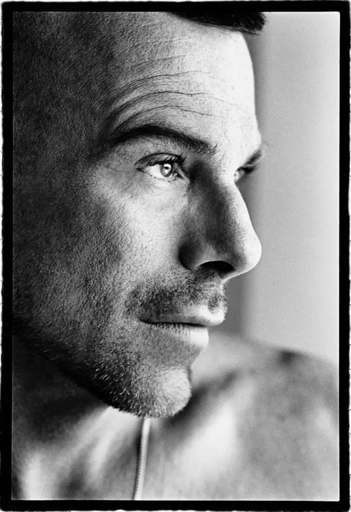 Thierry Mugler, 1995. © Dominique Issermann