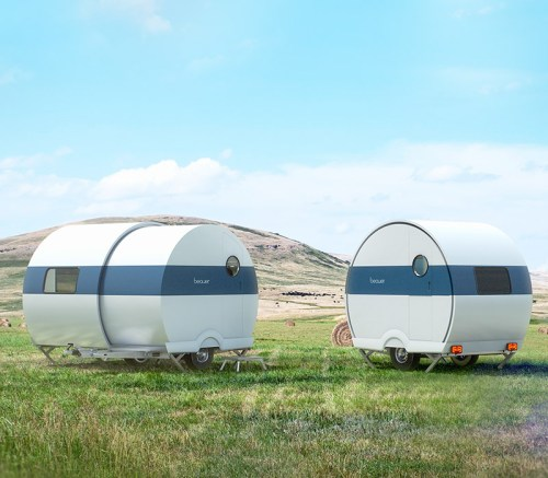 Read more about the article Beauer Expandable Caravans Are Cute and Surprisingly Capacious.