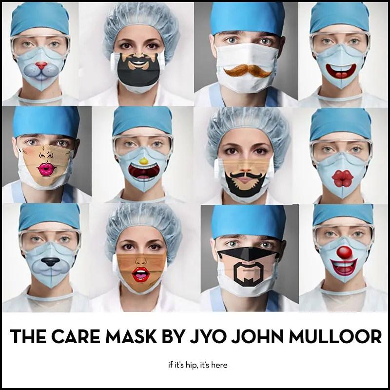 Jyo John Mulloor Care Mask