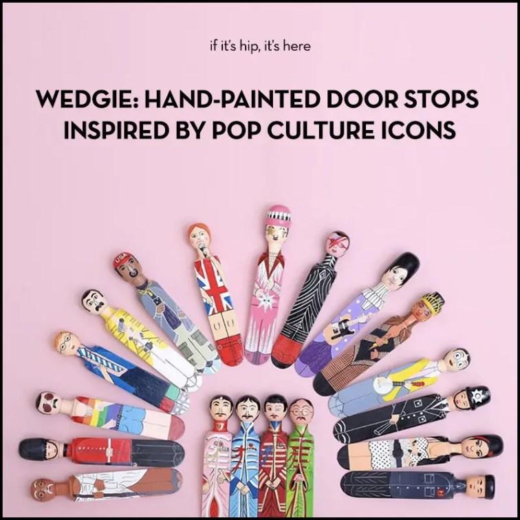 Wedgie Door Stops