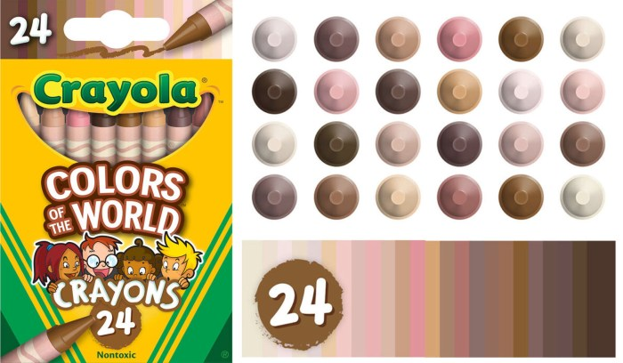 crayola colors of the world 24