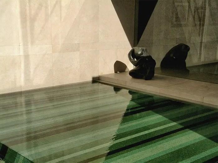 casa chico mosaic wading pool